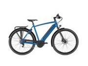 GAZELLE CityZen C8+ HMB High-Step 53cm Tropical Blue  click to zoom image