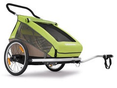 Croozer Trailers Kid For 2