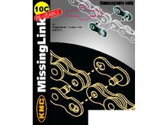 KMC Chains Missing Link - 10 Speed Campagnolo