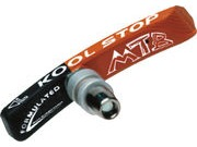 Kool Stop MTB Contoured Threaded Dual Compound