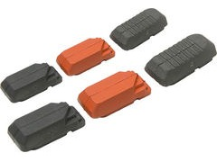 Kool Stop Tectronic V Type Replacement Inserts Multi Compound