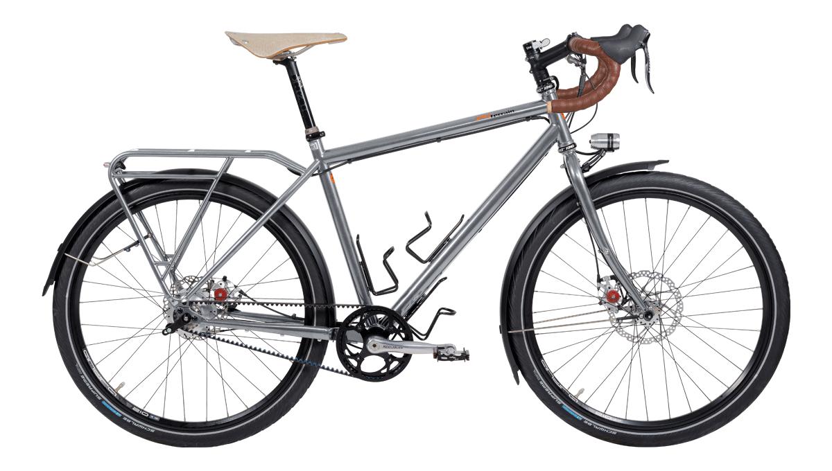 Tout Terrain Silkroad Touring Bike