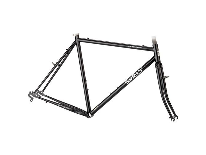 SURLY Cross-Check Frameset Black click to zoom image
