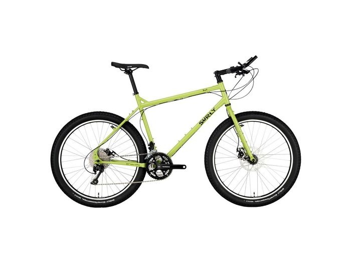 SURLY Troll 2018 Green click to zoom image