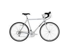 SURLY Long Haul Trucker 9 Speed Silver 700C