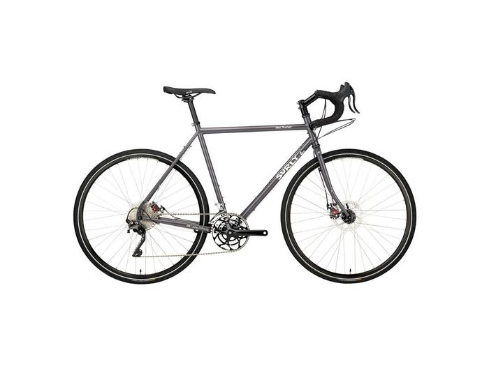 SURLY Disc Trucker Graphite Grey click to zoom image