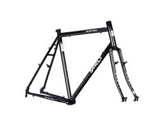 "SURLY LONG HAUL TRUCKER FRAME AND FORK 26"" 50CM BLACK"