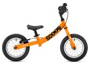 "RIDGEBACK Scoot 12"" Wheel Orange  click to zoom image"