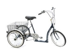 MISSION Solo Adult Trike 20""