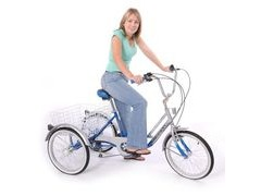 MISSION TRILOGY Adult Trike 20""