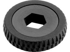 BUSCH & MULLER Replacement Rubber Roller For Dymotec 6