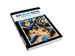 PARK Big Blue Book of Bicycle Repair