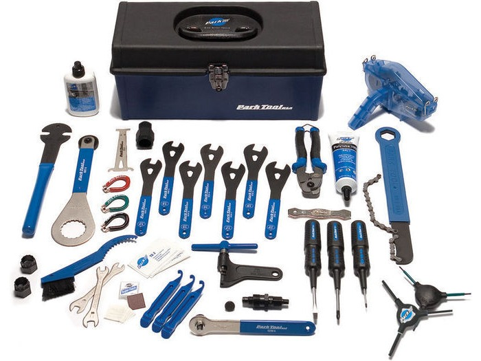 PARK Advanced Mechanic tool kit click to zoom image