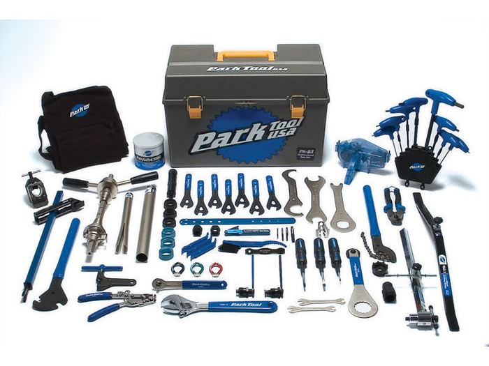 PARK Professional tool kit - PK63 click to zoom image