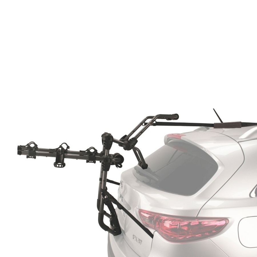 Hollywood F2 Over The Top 3 Bike Car Rack 219 99 Family Products For Cycling Car Cycle Carriers Compton Cycles London Brompton Folding Bikes Specialist