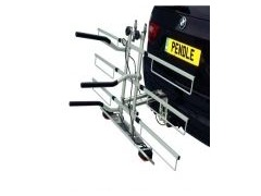 PENDLE Tilting 3 Bike Rack Behind the Ball Mounting