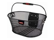 KLICKFIX 16L MESH BASKET WITH OVAL SHAPE & REDUCED HEIGHT