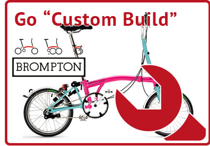 Build Your Own Brompton Folding Bike