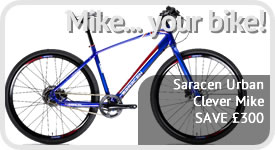 Saracen Urban Clever Mike